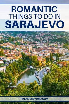 From horse-drawn carriage rides to magical sunset views - here are the top five romantic things to do in Sarajevo for couples! Romantic Picnics, Romantic Vacations, Romantic Getaways, Romantic Travel, Romantic Dinners, Bósnia E Herzegovina, Romantic Things To Do, Spain Travel, Travel Europe