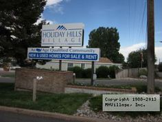 Holiday Hills Village Details Photos Maps Mobile Homes For Sale And Rent
