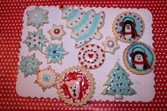 Food Art Party: 2011 Annual Cookie Decorating Party & Marshmallow Fondant Tutorial