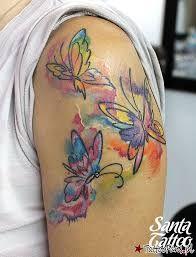 Znalezione obrazy dla zapytania motyle tatuaże 3d