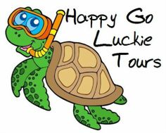 Happy Go Luckie Tours Hopkins Belize - island hopping, snorkeling, bio-luminescent night tours.