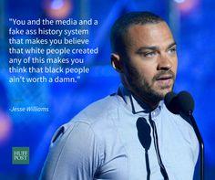 34 Of Jesse Williams' Most Powerful Quotes