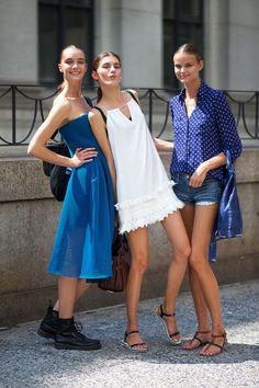 Girl on the Street: NYFW Day 7
