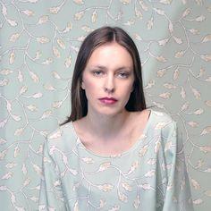 Cotton & Viscose Viscosa Kit OPERA Kit, Cotton Viscose, Ruffle Blouse, Women, Fashion, Moda, Fashion Styles, Fashion Illustrations, Woman