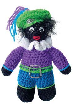 273 Beste Afbeeldingen Van Haken Sint En Pietjes Crocheting