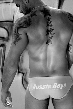 Horny Gay Guys In Tats Ass Smashing