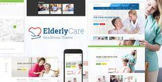 Elderly Care - Medical, Health and Senior Care WordPress Theme by Anps Elderly Care is a WordPress business theme. It is focused on building websites in the Elderly Care, medical, caring company niches