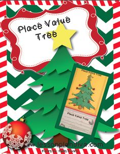 The Lesson Plan Diva: Free Place Value Tree