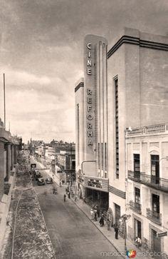 Fotos de Puebla, Puebla, México: Puebla, Cine Reforma