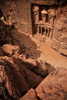 Petra, Jordan - a place I hope to visit again soon