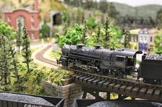 HO Scale Model Train Image 5