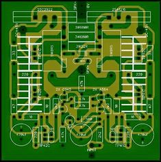 Photos from High Power Amplifier's post Electronic Schematics, Electronic Circuit, Apex Design, Diy Amplifier, Layout Design, Design City, Energy Saver, Circuit Diagram, Audio