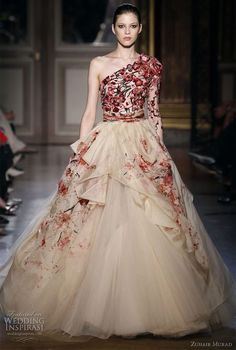 Gorgeous Flower Dress - Zuhair Murad