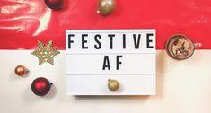 Who else is feeling festive AF?? ✨