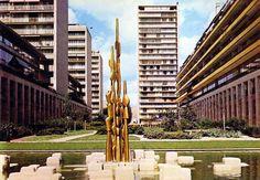 Boulogne-Billancourt, quartier point du Jour.