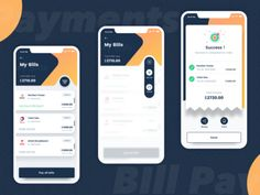 Bill Payments- Banking App