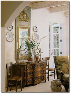 amazing french country living room decorating ideas | 120 Best Designer: Dan Carithers images | Interior, Design ...