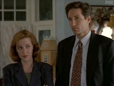Scully & Mulder