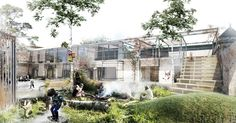 Day Care Center at Ved Glyptoteket - Danish Architecture Centre