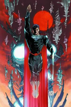 While we learn what exactly this strange new Superman has been up to during his time on this Earth, Lois is targeted by a deadly organization that calls itself…Intergang! Plus: Jon, the son of Lois an