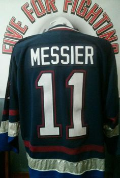 Mark Messier Vancouver Canucks jersey Mint NHL | eBay Five For Fighting, Mark Messier, Vancouver Canucks, Nhl, Mint, Ebay, Peppermint