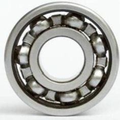 Deep groove ball bearing structural parameters Thrust Bearing, Machine Tools, Types Of Rings, Deep, Chain, Chain Drive