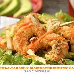 Tequila-TABASCO® Marinated Shrimp Salad w/ Original Red: ¡La ... on Twitpic