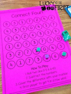 Math Mania Games Con