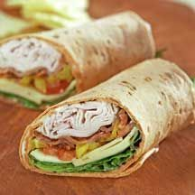 Recipes for flat outs for weight watchers