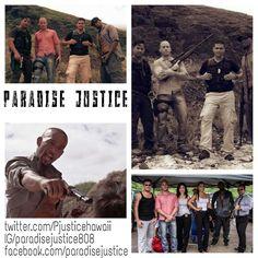 IG/ParadiseJustice 808 Twitter.com/Pjusticehawaii Facebook.com/ParadiseJustice Paradisejustice.com Stay tuned