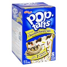 Mainly because they were too sweet for my liking, I like sticking to the basics though. The original flavors, such as strawberry but I de. Funny Food Memes, Food Humor, Stupid Memes, Pop Tart Flavors, Oreo Flavors, Chocolates, Strawberry Pop Tart, Dairy Free Low Carb, Weird Food