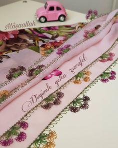 İnstagram yazma kenarı Thread Art, Needle And Thread, Beaded Jewelry, Handmade Jewelry, How To Make Necklaces, Needle Lace, Crochet Projects, Tatting, Needlework