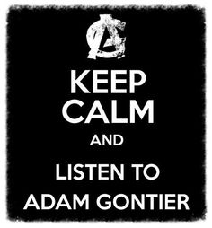 Adam Gontier....sexiest voice on the planet