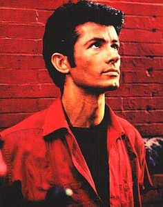 "George Chakiris (1934 - ) Actor, dancer, singer - Best known for his Academy Award winning performance in ""West Side Story"" 1962"