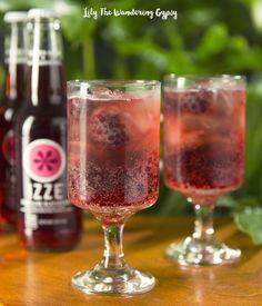 IZZE Blackberry Drink Recipe