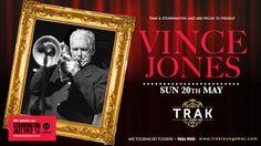 Vince Jones- Sunday 20th May
