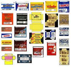 Food Packaging Printables Slideshow by sinful_desires | Photobucket