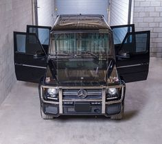 #INKAS #Armored Vehicle Manufacturing's Take on the #G63 #AMG - MBWorld.org