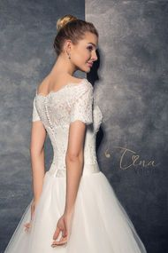 wedding dress Maxi Каталог, страница товара — Tina Valerdi