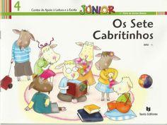 Os Sete Cabritinhos