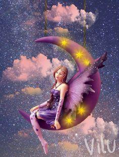 Fairy Moon - Virginia Lucia Campos Mendonça
