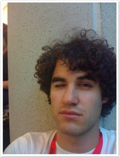 Is that what Darren looks like after he just wakes up? Can I find out?