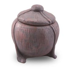 Connected Ceramic Cremation Keepsake