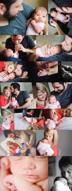 beautiful newborn session - Pinkle Toes