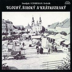 Divadlo Járy Cimrmana na CD Dlouhyý, Široký a Krátkozraký Paris Skyline, Blues, Snow, Travel, Outdoor, Outdoors, Viajes, Destinations, Traveling