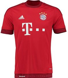 e2839ff9d4 Bayern Munich Home Jersey 2015 - 2016 - Football Soccer