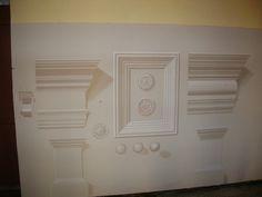 Moulding Profiles, Shadows, Home Decor, Darkness, Decoration Home, Room Decor, Home Interior Design, Ombre, Home Decoration