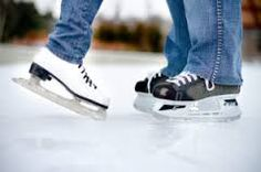 couple ice skating - Google Search