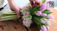 "Bloomtube DIY From our Spring floral trend ""Graphical Layers"" Spring bo..."