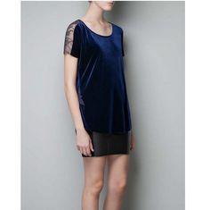 New style fashion lace decoration backless sexy elegant T shirts HY-132133509